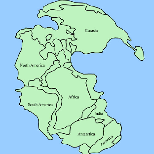 Breaking Pangea