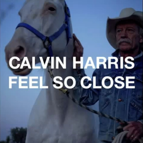Calvin Harris - Feel So Close (Dillon Francis Remix)