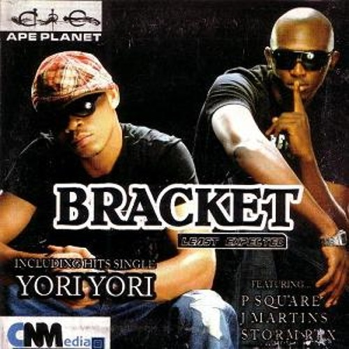 No Time feat. P Square - Bracket