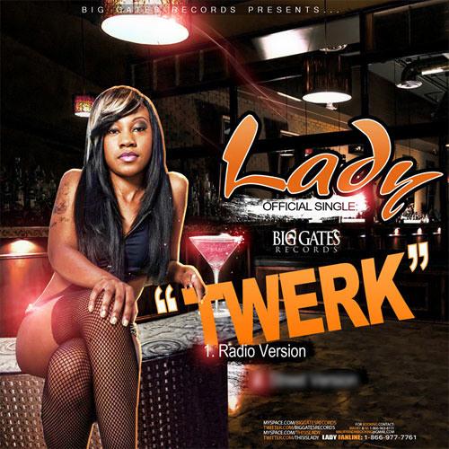 Lady - Twerk It (ETC!ETC! MoombahFix) *Download*