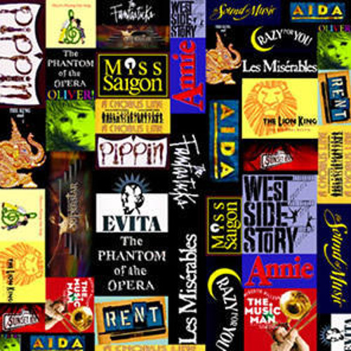 Broadway Musical Covers