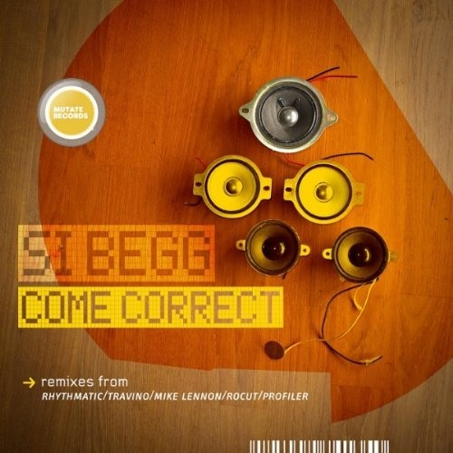 Si Begg - Come Correct (ROCUT Remix) snippet [ Mutaterecords]