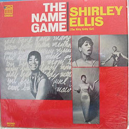 """The Name Game"" - Shirley Ellis (vinyl)"