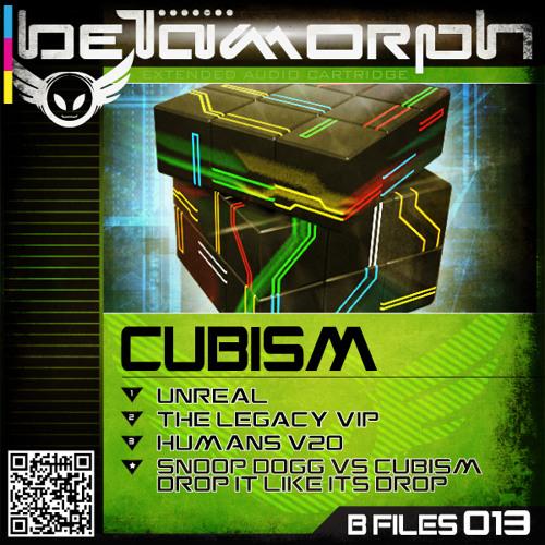 Cubism - Unreal