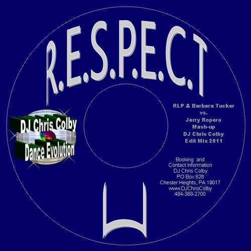 DJ Chris Colby Dance Evolution Respect U 2011 (edit) 0