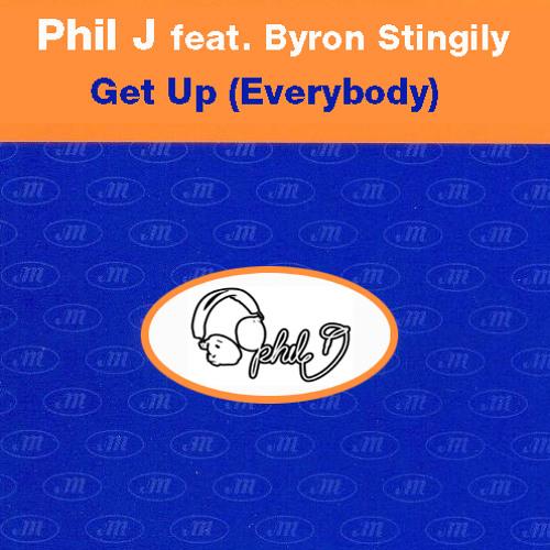 Byron Stingily feat. PHIL J - Get Up (Everybody) sample