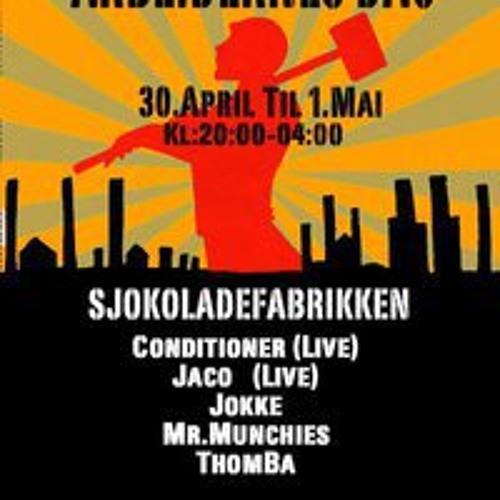 ThombA live @ SJOKOLADEFABRIKKEN (Arbeidernes natt) 01.05.2011