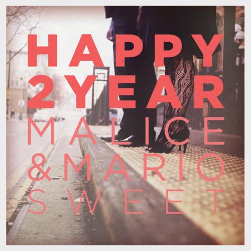 01. Happy 2 Year