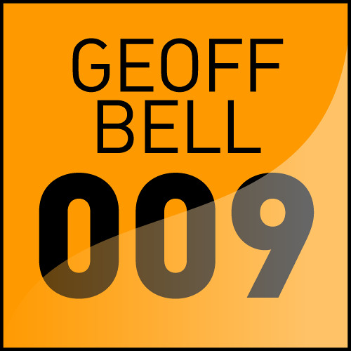 NUMBOLIC [PODCAST009] - GEOFF BELL