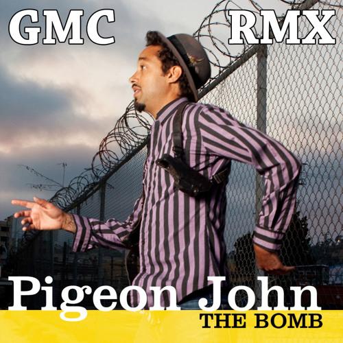 Pigeon John - The Bomb (GMC RMX) [Jungle Drum n Bass] 320kb