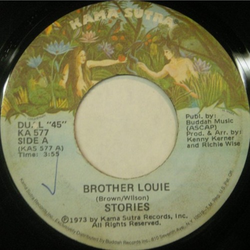 """Brother Louie"" Stories (vinyl)"