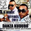 Don Omar Danza Kuduro ft. Lucenzo d.d music hiphop club remix 2011