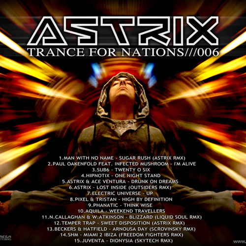 Astrix - Trance For Nations///006