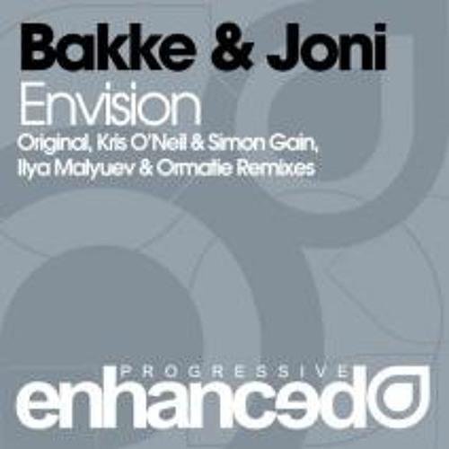 Bakke & Ljungvist - Envision (Ilya Malyuev & Ormatie Mix)