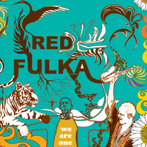 Red Fulka - Tantric Tiger
