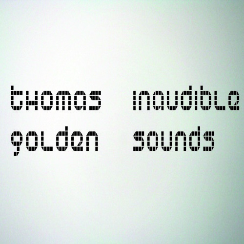 Thomas Golden - Inaudible Sounds, Prod. by NSUO