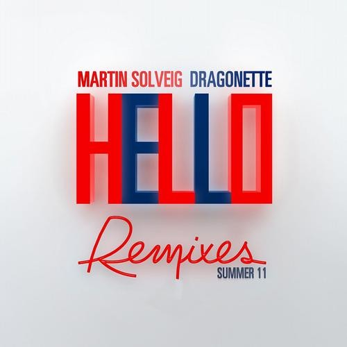 Martin Solveig - Hello (Caveat Remix) Live @ BBC Radio 1 07.16.11