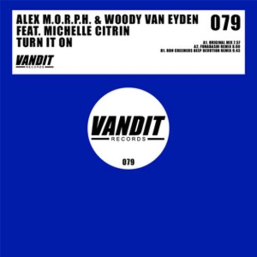 Woody Van Eyden  Alex M.O.R.P.H. Feat Michelle Citrin - Turn It On  (Original Mix)
