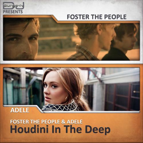 DJ Surge-N - Houdini In The Deep