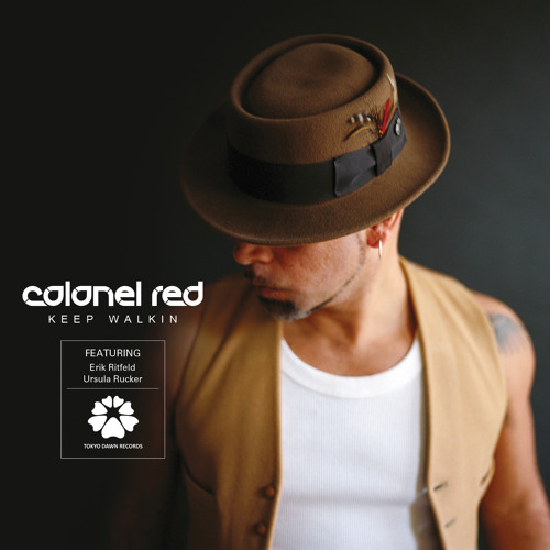 Colonel Red - The Anomaly (preview)