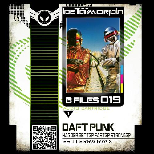 Daft Punk - Harder Better Faster Stronger (Esoterra Remix) [FREE DOWNLOAD]