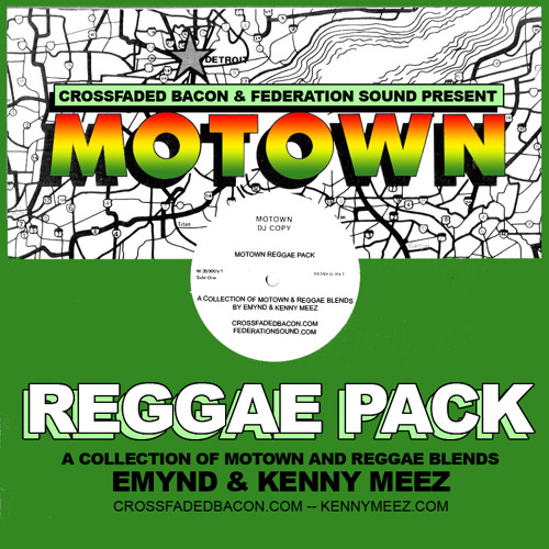 EMYND - MARVIN GAYE AINT NO MOUNTAIN X SHAKY DUB 4 BAR INTRO