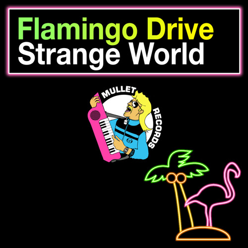 Flamingo Drive feat. Kristine - Strange World (Preview)