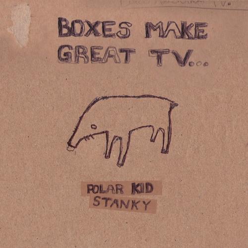 Polar Kid & Stanky - Boxes Make Great TV