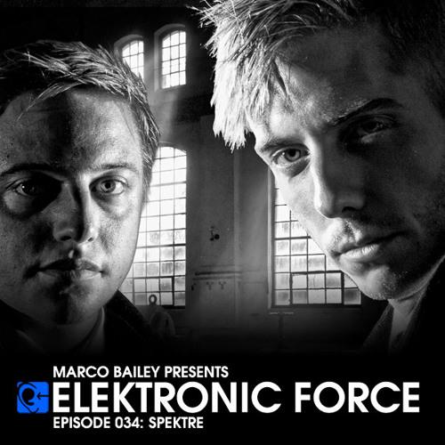 Spektre - Elektronic Force 034 [2011-08-04]