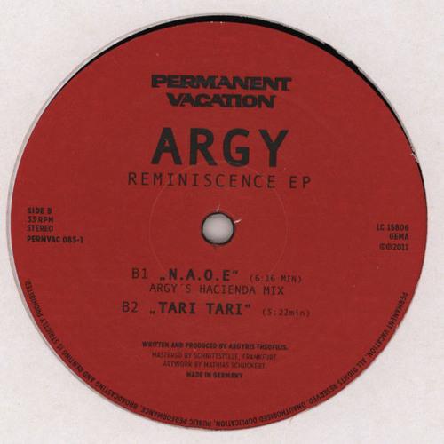 -Argy- -N.A.O.E. -(Argy's -Hacienda- Mix)