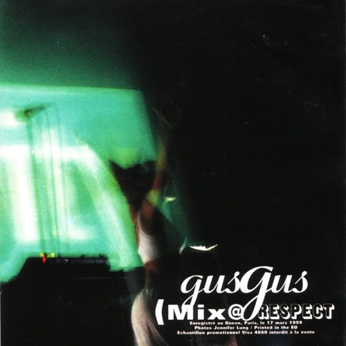 Gusgus - (Mix@Respect