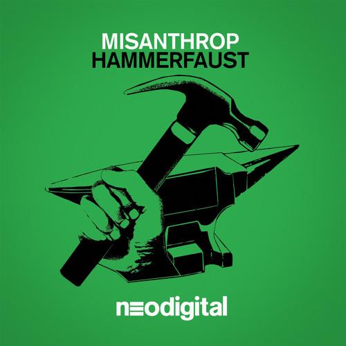 Misanthrop - Hammerfaust - NDGTL002