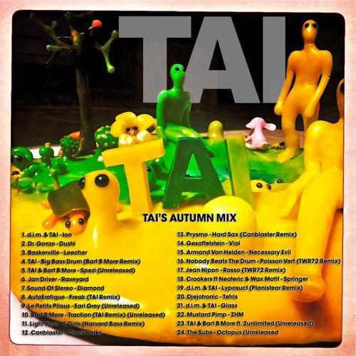 TAI's Autumn 2011 Mix