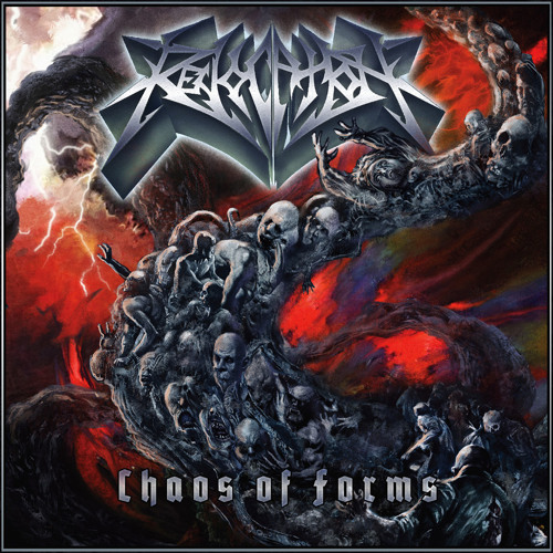 """Revocation - """"Chaos of Forms"""""""