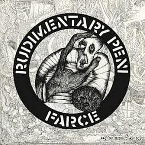 Rudimentary Peni - Farse - Zero Again - 10
