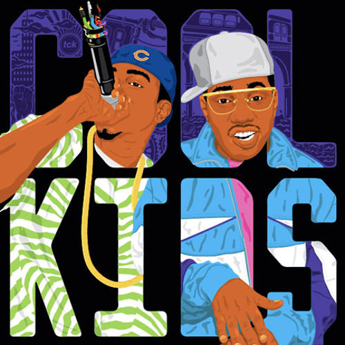 The Cool Kids - I Rock (Instrumental)