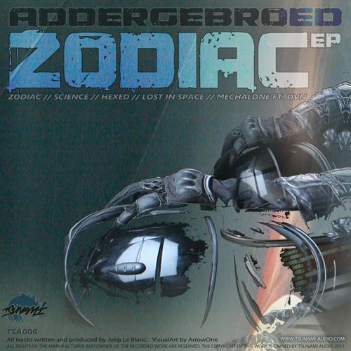 [TSA006] _ ADDERGEBROED - Zodiac EP - out now!