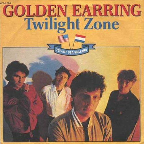 """Twilight Zone"" - Golden Earring (vinyl)"