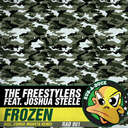 The Freestylers Feat. Joshua Steele - Frozen (Cookie Monsta Remix)