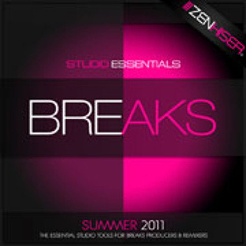 Zenhiser Studio Essentials - Breaks (Sample pack by Sketi) [CLICK BUY THIS TRACK TO BUY THE SAMPLE PACK]