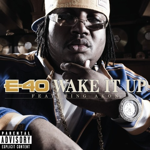 E-40 feat. Akon - Wake It Up (Traxmyth Moombahton Remix)