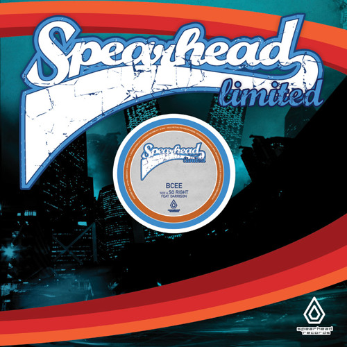 BCee - So Right feat. Darrison - Spearhead Records