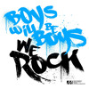 Boys Will Be Boys aka Tiësto, Angger Dimas & Showtek - We Rock (Eddes bootleg)