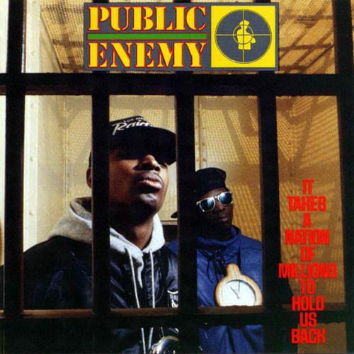 Public Enemy - Bring Tha Noize (Miasmic Remix)