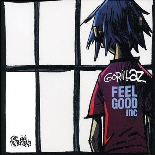 Gorillaz - Feel Good Inc (The Mastertrons Remix)