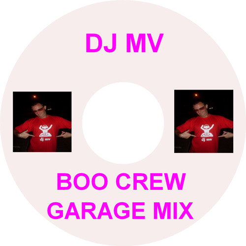 Dj Mv - Boo Crew (Ukg Bassline Mix)
