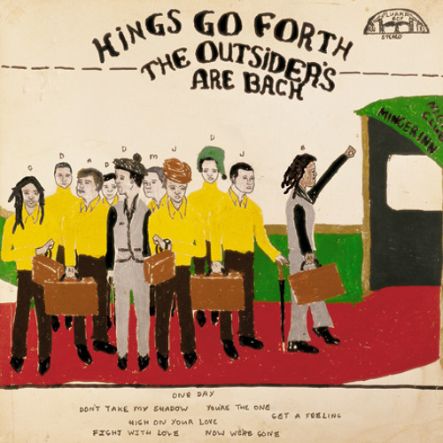 Kings Go Forth - High On Your Love