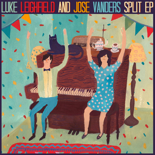 Luke Leighfield & Jose Vanders - 'Blindsided' Remix Competition