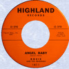 """Angel Baby"" - Rosie & The Originals (vinyl)"