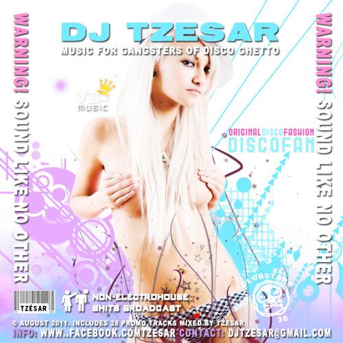 DJ TZESAR - Music For Ghetto Disco Gangsters (CLUBSTARS CD vol. 36)